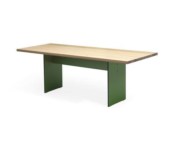 SC 42 Table   Wood–HPL by Janua / Christian Seisenberger by Janua / Christian Seisenberger