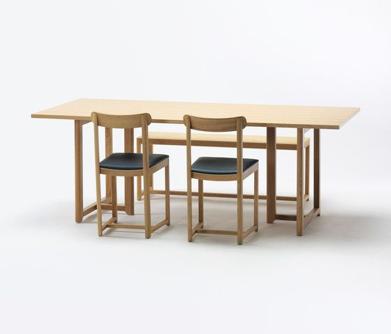SELERI Dining table by Zilio Aldo & C by Zilio Aldo & C