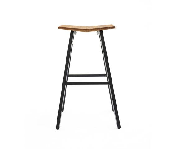 SEMBILAN bar stool by INCHfurniture by INCHfurniture