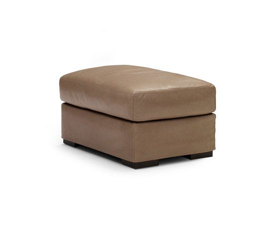 Sergio footstool by Linteloo by Linteloo