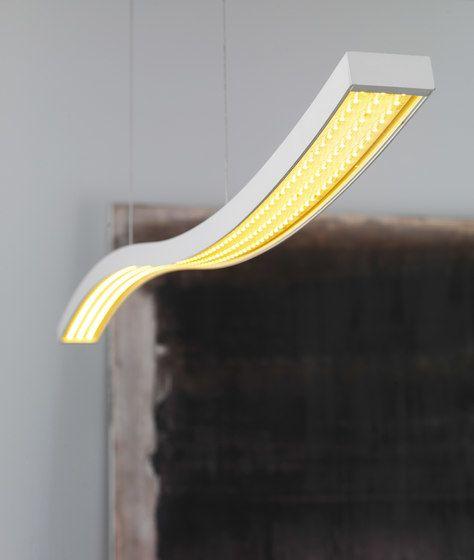 Serpentine Suspension lamp by FontanaArte by FontanaArte