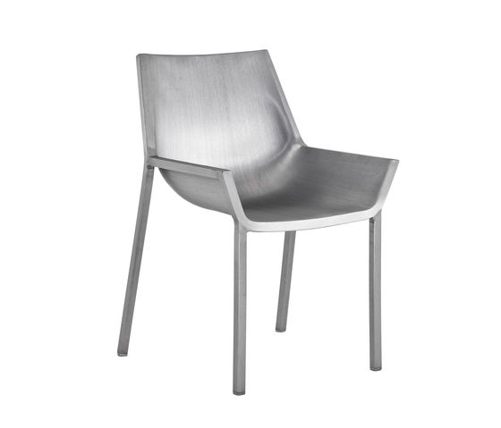 Sezz Side Chair by Emeco