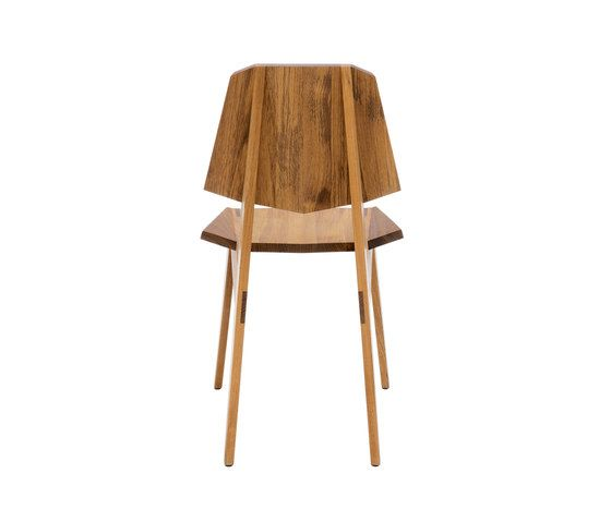 Shanghai chair by INCHfurniture by INCHfurniture