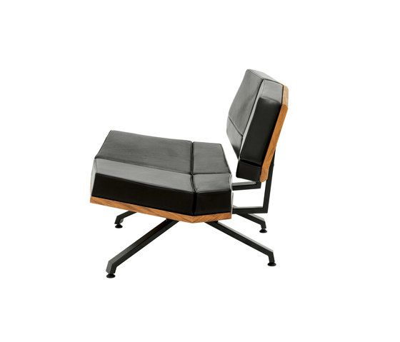 Shanghai lounge chair by INCHfurniture by INCHfurniture