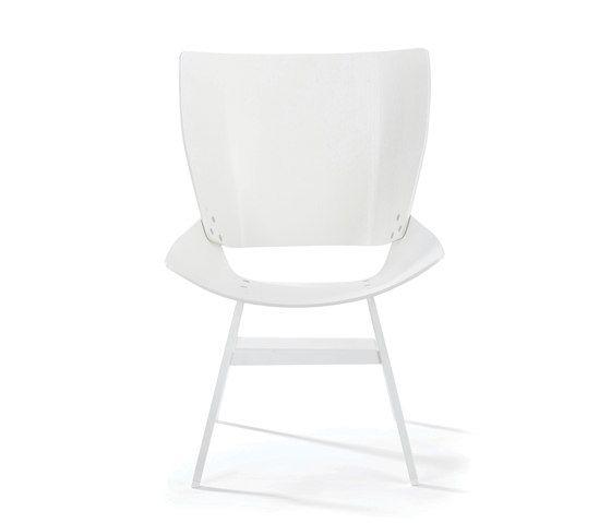 Shell Lounge by Rex Kralj by Rex Kralj