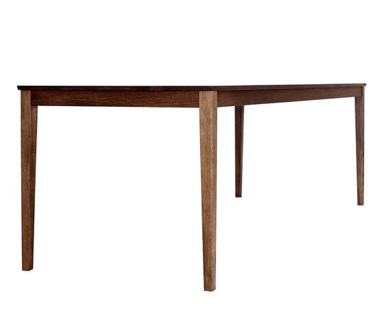 Sibast Table No 2 by Sibast Furniture by Sibast Furniture