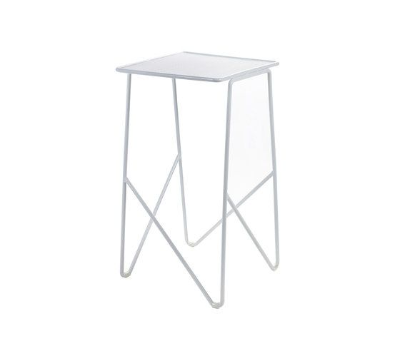 Side Table medium white by Serax by Serax