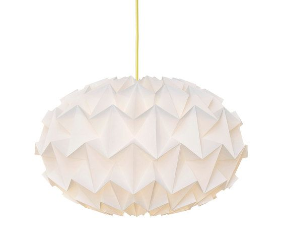 Signature Lamp - White by Studio Snowpuppe by Studio Snowpuppe