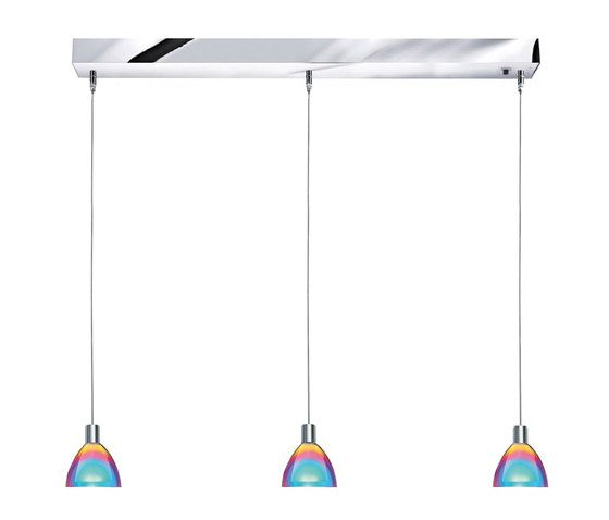 Silva Neo Set LED 110 Dicro Trio 450 EO S by BRUCK by BRUCK
