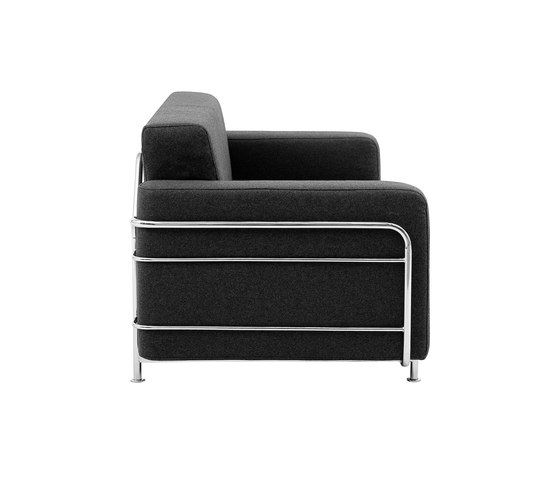 Silver sofa by Softline A/S by Softline A/S