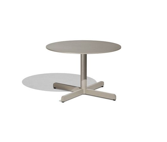 Sit central leg tables by Bivaq by Bivaq