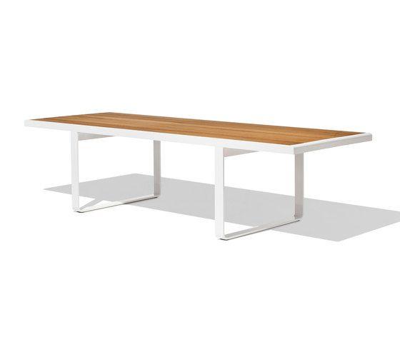 Sit table 300x100 by Bivaq by Bivaq