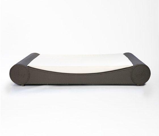 Sitting Bull day bed by Lambert by Lambert