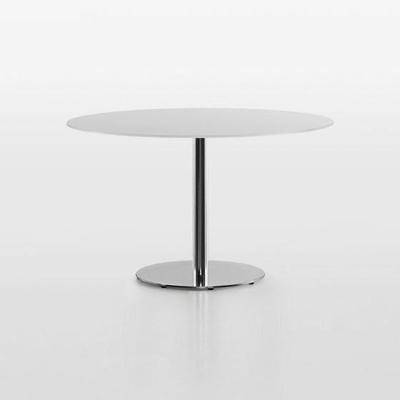 Slim table base 9460 by Plank by Plank