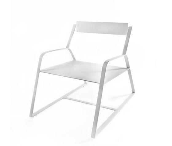 Slitta Chair Antonino red by Serax by Serax