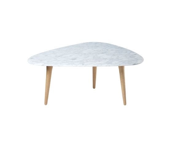Small Coffee Table Marble Top by Red Edition by Red Edition