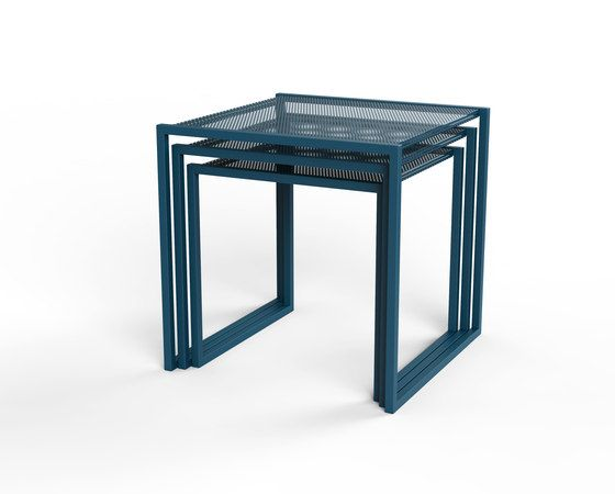 SML side tables by Covo by Covo