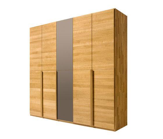 soft wardrobe system by TEAM 7 by TEAM 7