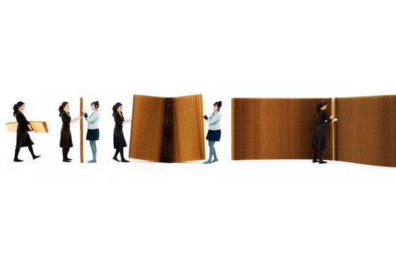 softwall   natural brown paper by molo by molo