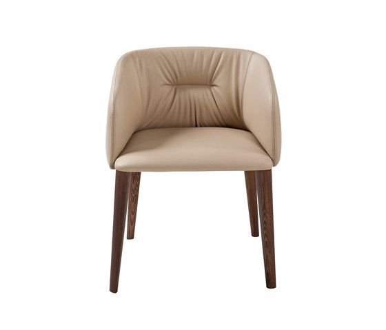 Sofy Monomaterial armchair by Frag by Frag