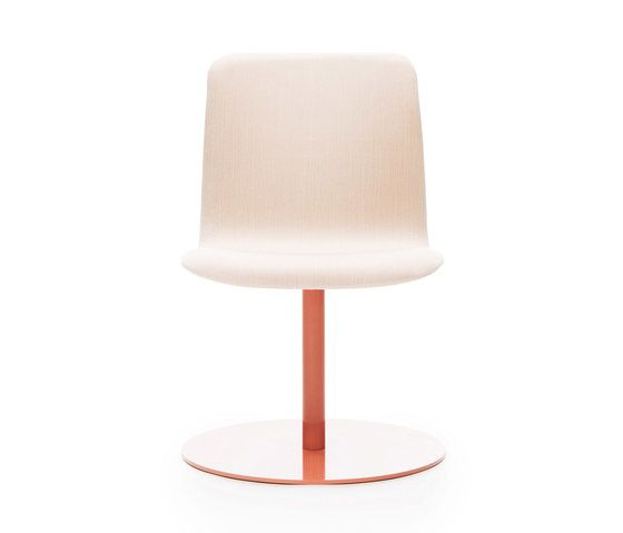 Sola conference chair with swivel disc base by Martela Oyj by Martela Oyj