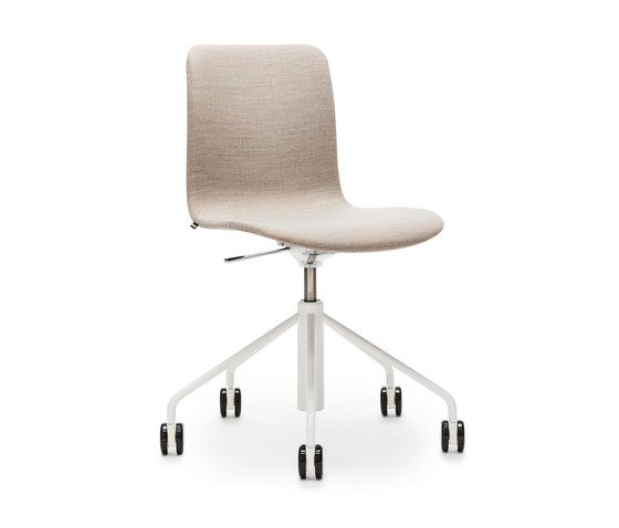 Sola with castors & high adjustment by Martela Oyj by Martela Oyj