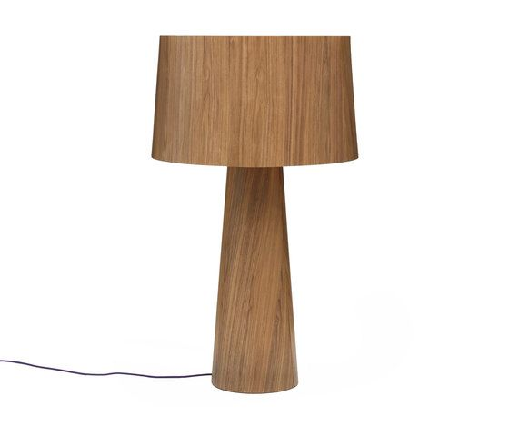 Sophie floor tall walnut by lasfera by lasfera