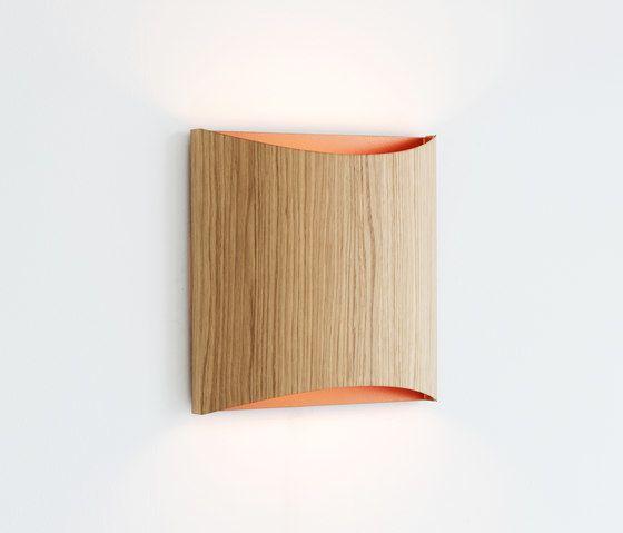 Sophie wall oak copper by lasfera by lasfera