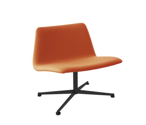 Spinal Chair 80 swivel base by Paustian by Paustian