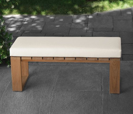 Square Bench by Meridiani by Meridiani