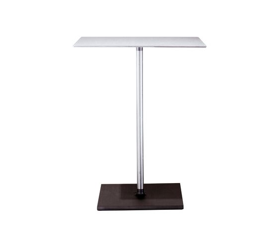 Philippe Starck Café Table, Square by Emeco