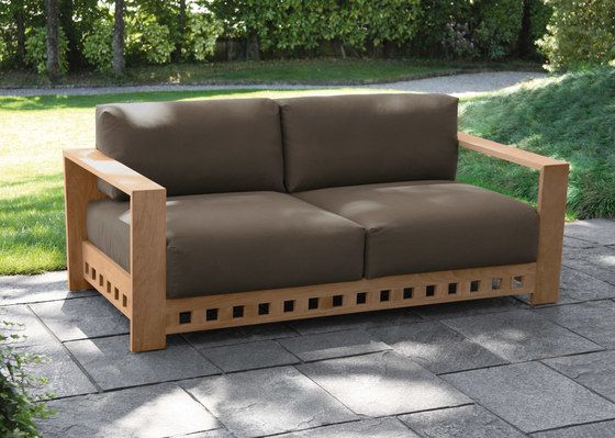 Square Sofa by Meridiani by Meridiani
