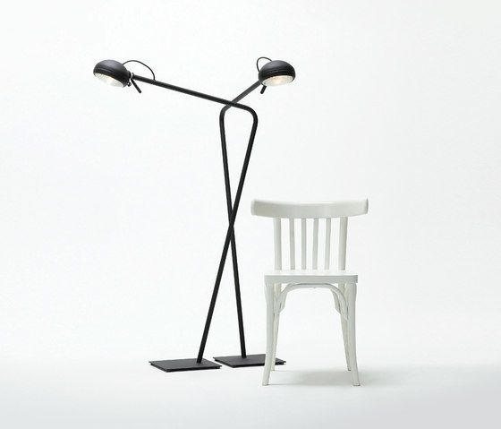 Stand Alone Floor lamp by Jacco Maris by Jacco Maris
