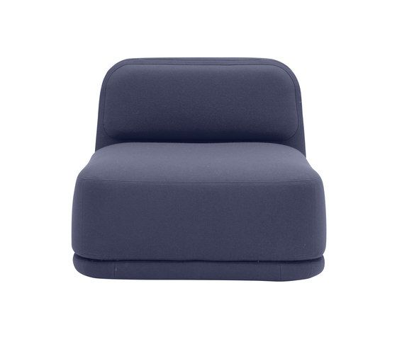 Standby chair low by Softline A/S by Softline A/S