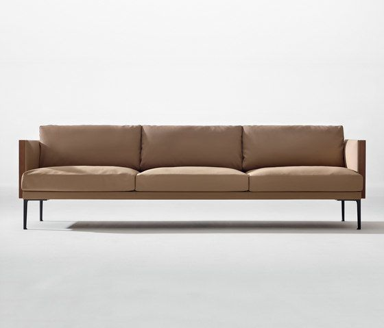 Steeve 3 seater sofa by Arper by Arper