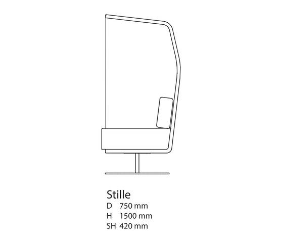 Stille Chair by Thorsønn by Thorsønn