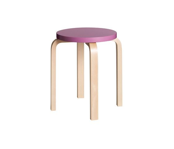 Stool E60 | Special edition by Hella Jongerius by Artek by Artek