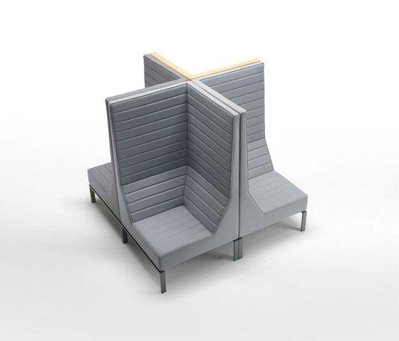 Stripes Armchair by Giulio Marelli by Giulio Marelli
