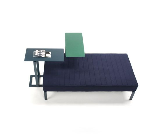 Stripes Bench by Giulio Marelli by Giulio Marelli