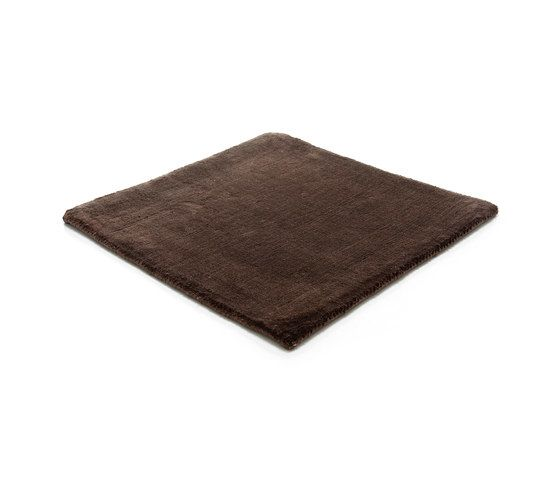 Studio NYC Polyester Edition solid brown by kymo by kymo