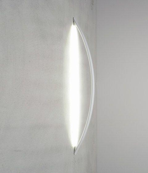 Surfin' ceiling & wall - recessed by Millelumen by Millelumen