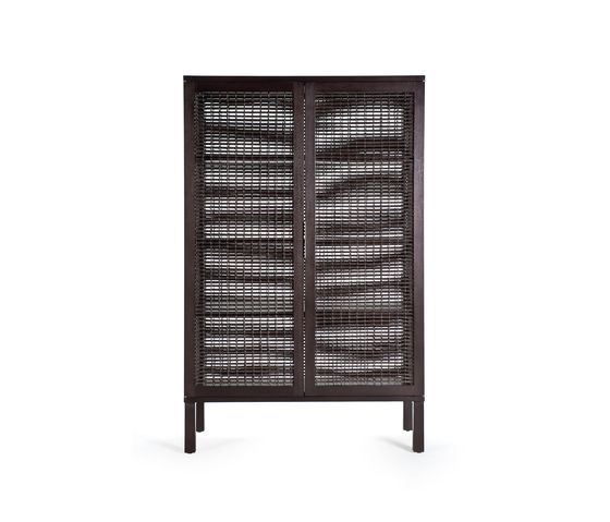 Suzy Wong Cabinet by Kenneth Cobonpue by Kenneth Cobonpue