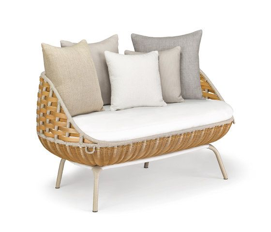 Swingrest 2-seater by DEDON by DEDON