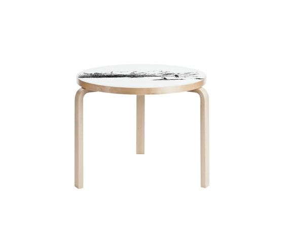 Table 90B Moomin by Artek by Artek