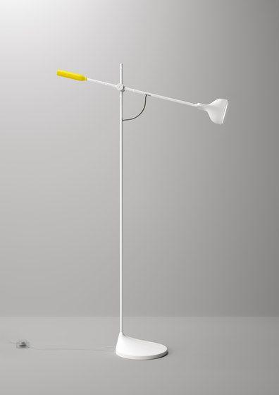Tail Floor lamp by FontanaArte by FontanaArte