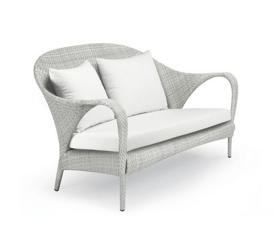 Tango 2 - seater by DEDON by DEDON