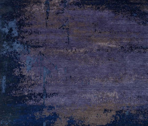 Texture - Shallow true blue by REUBER HENNING by REUBER HENNING
