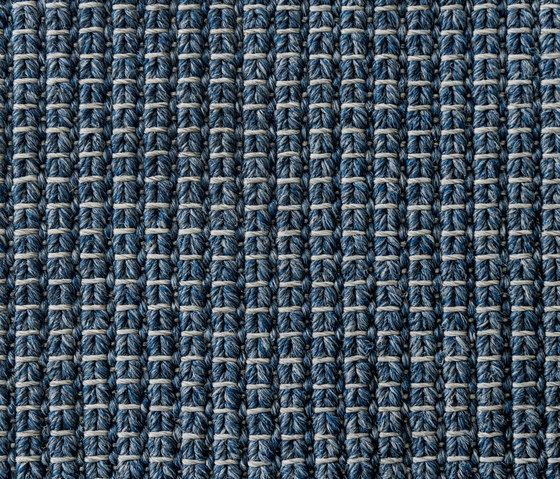 The Grid blue & light grey by kymo by kymo