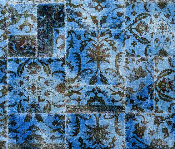 The Mashup Fresco series capri blue by kymo by kymo