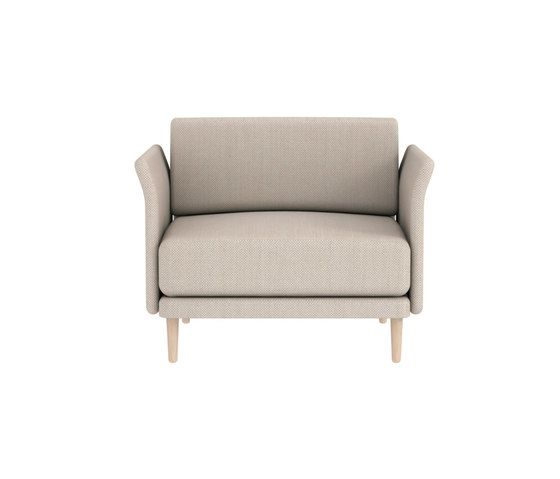 Theo Armchair by Case Furniture by Case Furniture
